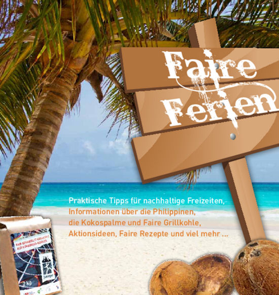 Cover Faire Ferien