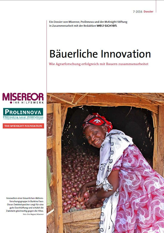 Cover Bäuerliche Innovation