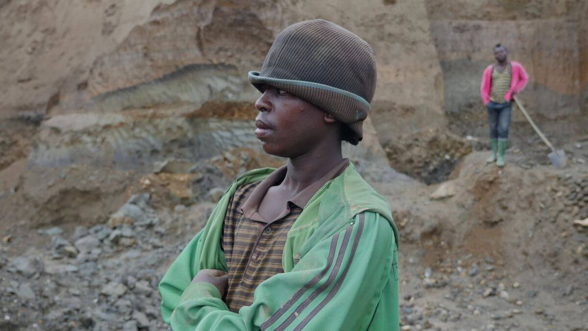 Conflict minerals in the DR Congo