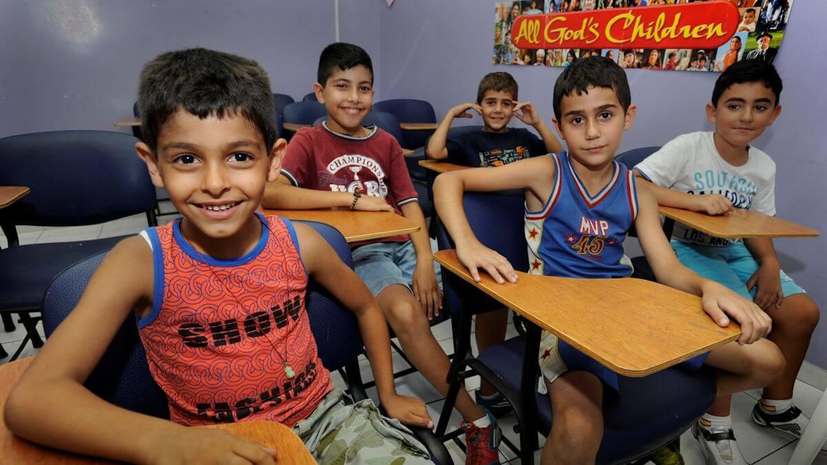 Spenden Für Flüchtlinge Im Libanon