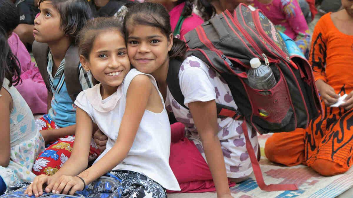 Kerala Mädchen Freundschaft